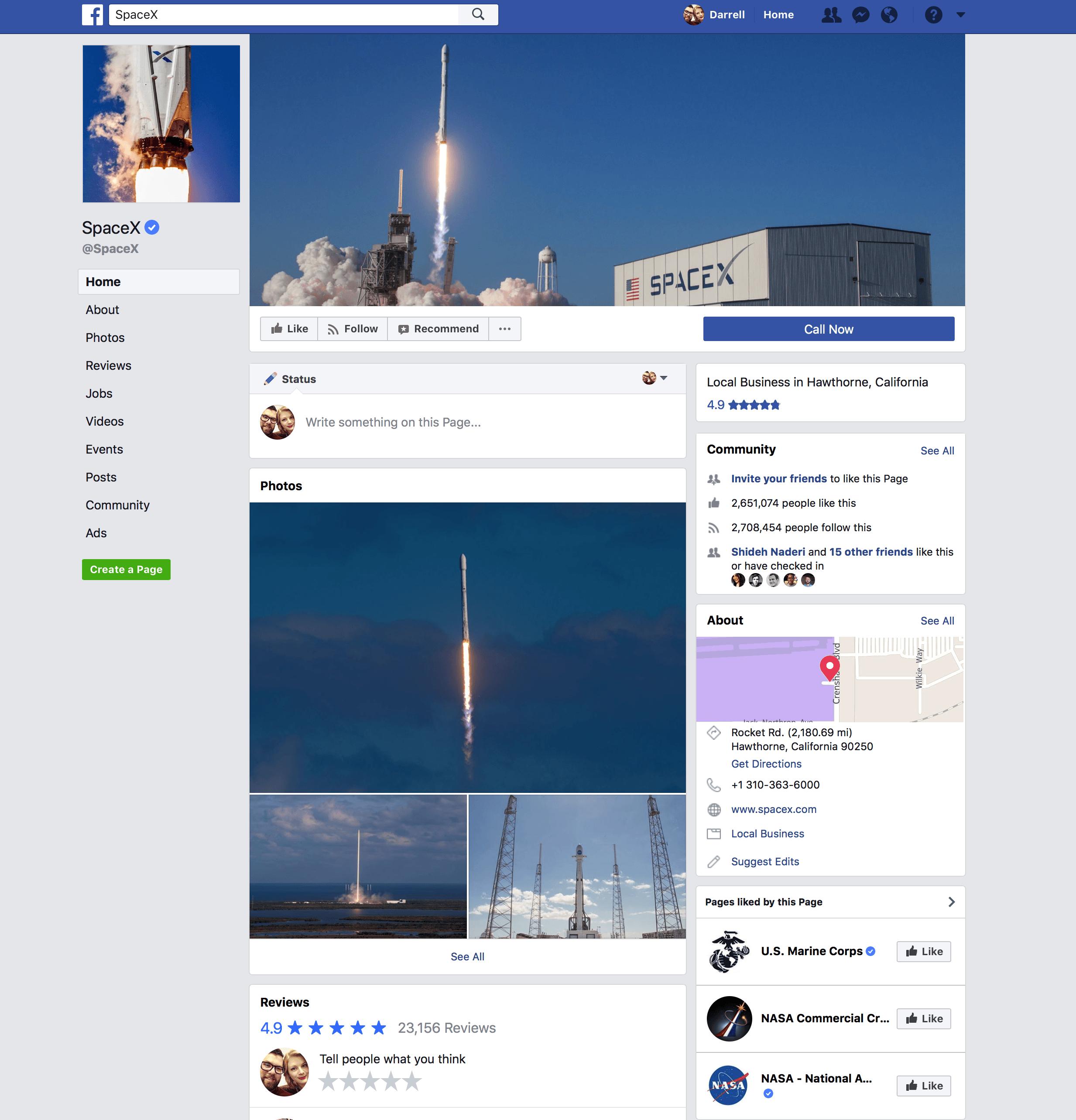 Elon Musk deletes