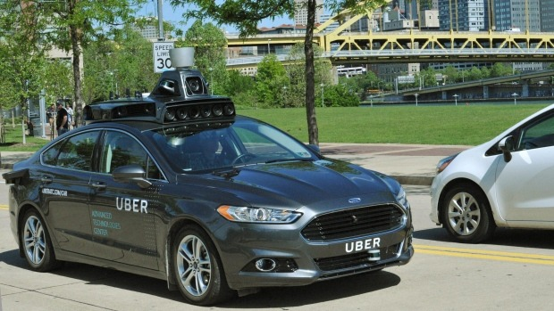 uber is suspending self driving cars,