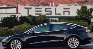 Tesla to stop