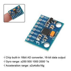 3 Axis Analog Gyro Sensors nepal